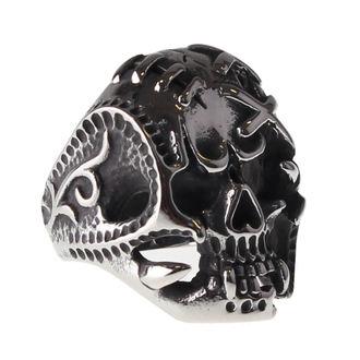 prsten ETNOX - Skull - SR1404