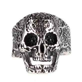 prsten ETNOX - Ornament Skull, ETNOX