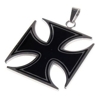 obojek ETNOX - Black Iron Cross, ETNOX