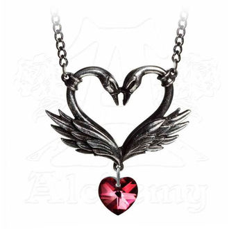 obojek ALCHEMY GOTHIC - The Black Swan Romance, ALCHEMY GOTHIC