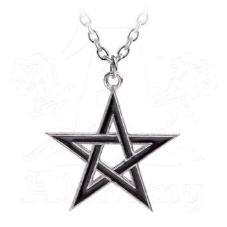 obojek ALCHEMY GOTHIC - Black Star