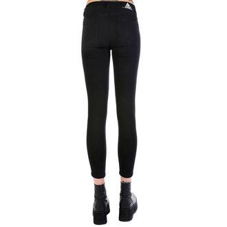 kalhoty dámské DISTURBIA - SLASH - DCAW16-110
