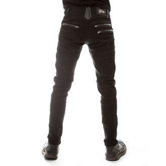 kalhoty pánské VIXXSIN - GRAVITY - BLACK, VIXXSIN