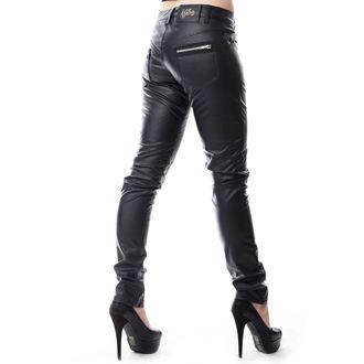 kalhoty dámské VIXXSIN - X RAY - BLACK, VIXXSIN