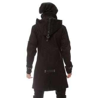kabát pánský VIXXSIN - EXCLUSION - BLACK, VIXXSIN