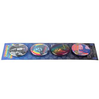 placky Janis Joplin, C&D VISIONARY, Janis Joplin