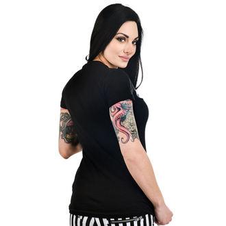 tričko dámské TOO FAST - BABYDOLL - TATTOOED LADY, TOO FAST