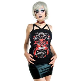 tílko dámské (top) TOO FAST - DEVILISH - DEVIL BOARD - TOO051