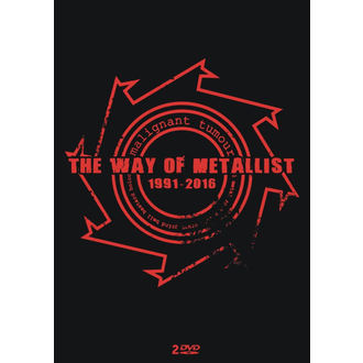 DVD Malignant Tumour - The Way Of Metallist - MT016