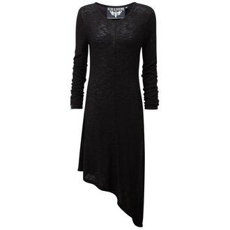 šaty dámské KILLSTAR - Merciless Assymetrical - K-KNT-U-2131
