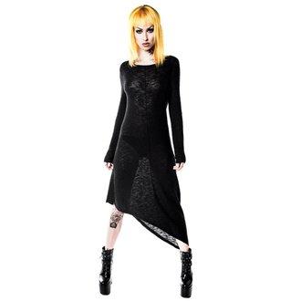 šaty dámské KILLSTAR - Merciless Assymetrical, KILLSTAR