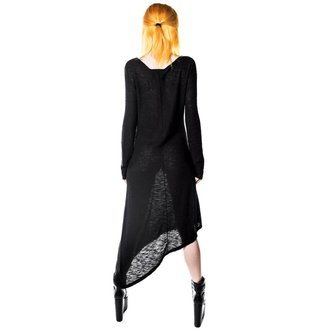 šaty dámské KILLSTAR - Merciless Assymetrical