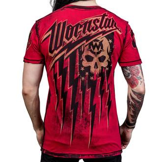 tričko pánské WORNSTAR - Strike First, WORNSTAR