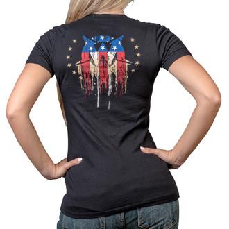 tričko dámské WORNSTAR - Americoma, WORNSTAR