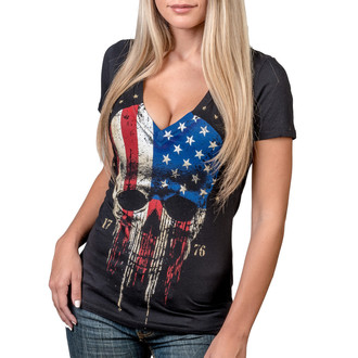 tričko dámské WORNSTAR - Americoma