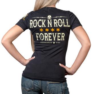 tričko dámské WORNSTAR - Rock N Roll Forever, WORNSTAR
