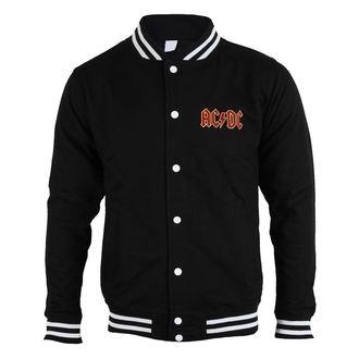 mikina pánská AC/DC - Classic Logo - ROCK OFF