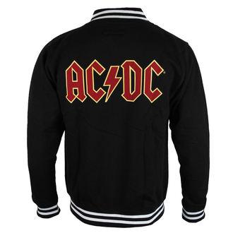 mikina pánská AC/DC - Classic Logo - ROCK OFF, ROCK OFF, AC-DC