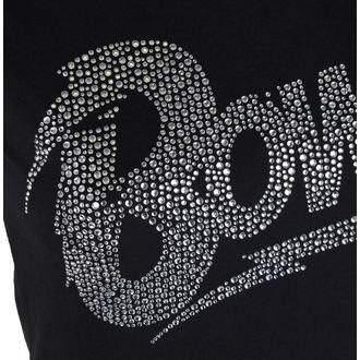 tričko dámské David Bowie - Flash Logo - ROCK OFF
