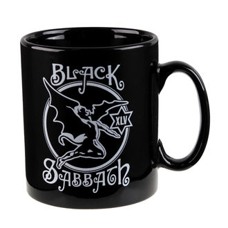 hrnek Black Sabbath - 45th Anniversary - ROCK OFF, ROCK OFF, Black Sabbath