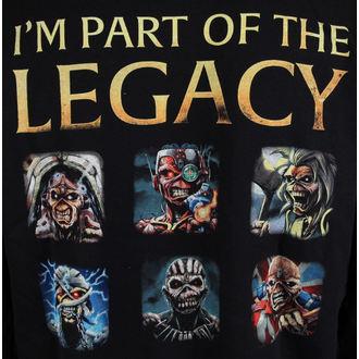 mikina pánská Iron Maiden - Legacy Beast Fight - ROCK OFF