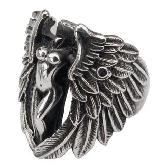 prsten INOX - Wing, INOX