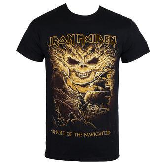 tričko pánské Iron Maiden - Ghost of the Navigator - ROCK OFF, ROCK OFF, Iron Maiden