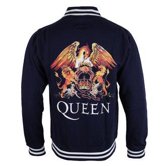 mikina pánská Queen - Crest - ROCK OFF, ROCK OFF, Queen