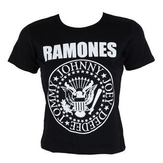 tričko dámské Ramones - Seal - ROCK OFF, ROCK OFF, Ramones