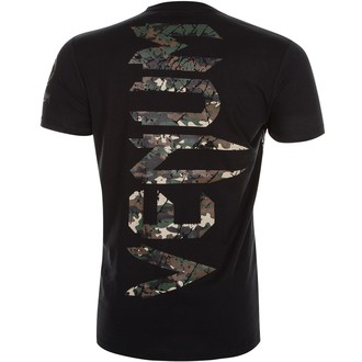 tričko pánské VENUM - Original Giant - Jungle Camo Black, VENUM