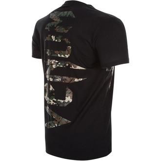 tričko pánské VENUM - Original Giant - Jungle Camo Black - VENUM-02597-121