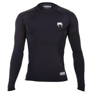 tričko pánské s dlouhým rukávem (termo) VENUM - Contender 2.0 Compression - Black/Ice, VENUM