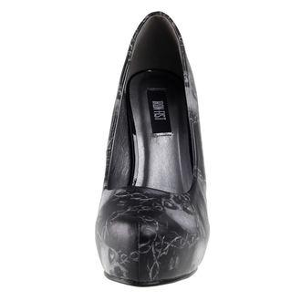 boty dámské (střevíce) IRON FIST - Midnight Urban Decay, IRON FIST