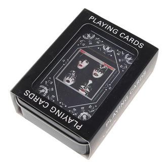 hrací karty KISS - Casino Quality, Kiss