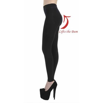 kalhoty dámské (legíny) PAMELA MANN - 120 Denier Slimming - Black - PM1003