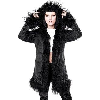kabát dámský zimní KILLSTAR - Die Anna, KILLSTAR