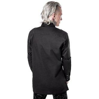košile pánská s dlouhým rukávem KILLSTAR - Nekronights, KILLSTAR