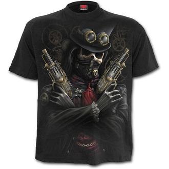 tričko dětské SPIRAL - STEAM PUNK BANDIT - Black, SPIRAL