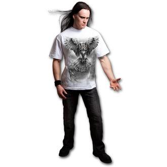 tričko pánské SPIRAL - WINGS OF WISDOM - White