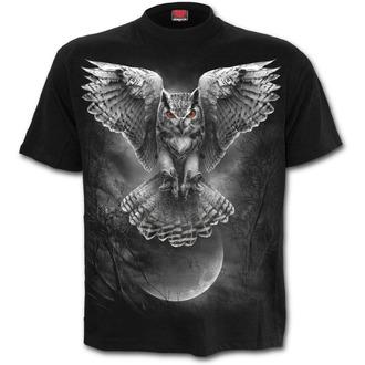 tričko pánské SPIRAL - WINGS OF WISDOM - Black, SPIRAL