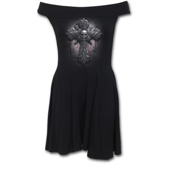 šaty dámské SPIRAL - CRUCIFIX, SPIRAL