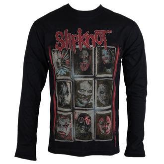 tričko pánské s dlouhým rukávem Slipknot - New Mass - ROCK OFF, ROCK OFF, Slipknot