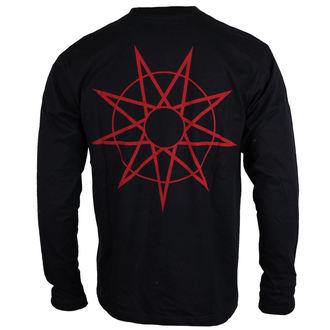 tričko pánské s dlouhým rukávem Slipknot - Blocks - ROCK OFF, ROCK OFF, Slipknot