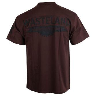 tričko pánské ALISTAR - Wasteland - brown, ALISTAR