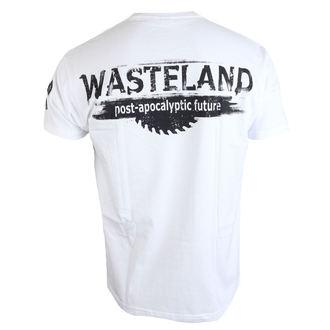 tričko pánské ALISTAR - Wasteland - white - ALI 318