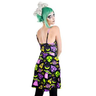 šaty dámské TOO FAST - Alien Occult, TOO FAST