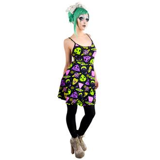 šaty dámské TOO FAST - Alien Occult