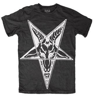 tričko pánské BLACK CRAFT - Baphomet - MT128BT
