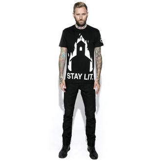 tričko pánské BLACK CRAFT - Stay Lit