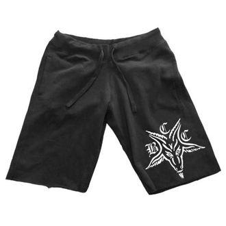kraťasy pánské (tepláky) BLACK CRAFT - BC Goat Shorts - ST001BG